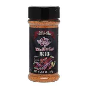 Three Little Pigs  Touch Of Cherry  BBQ Rub  6.5 oz.