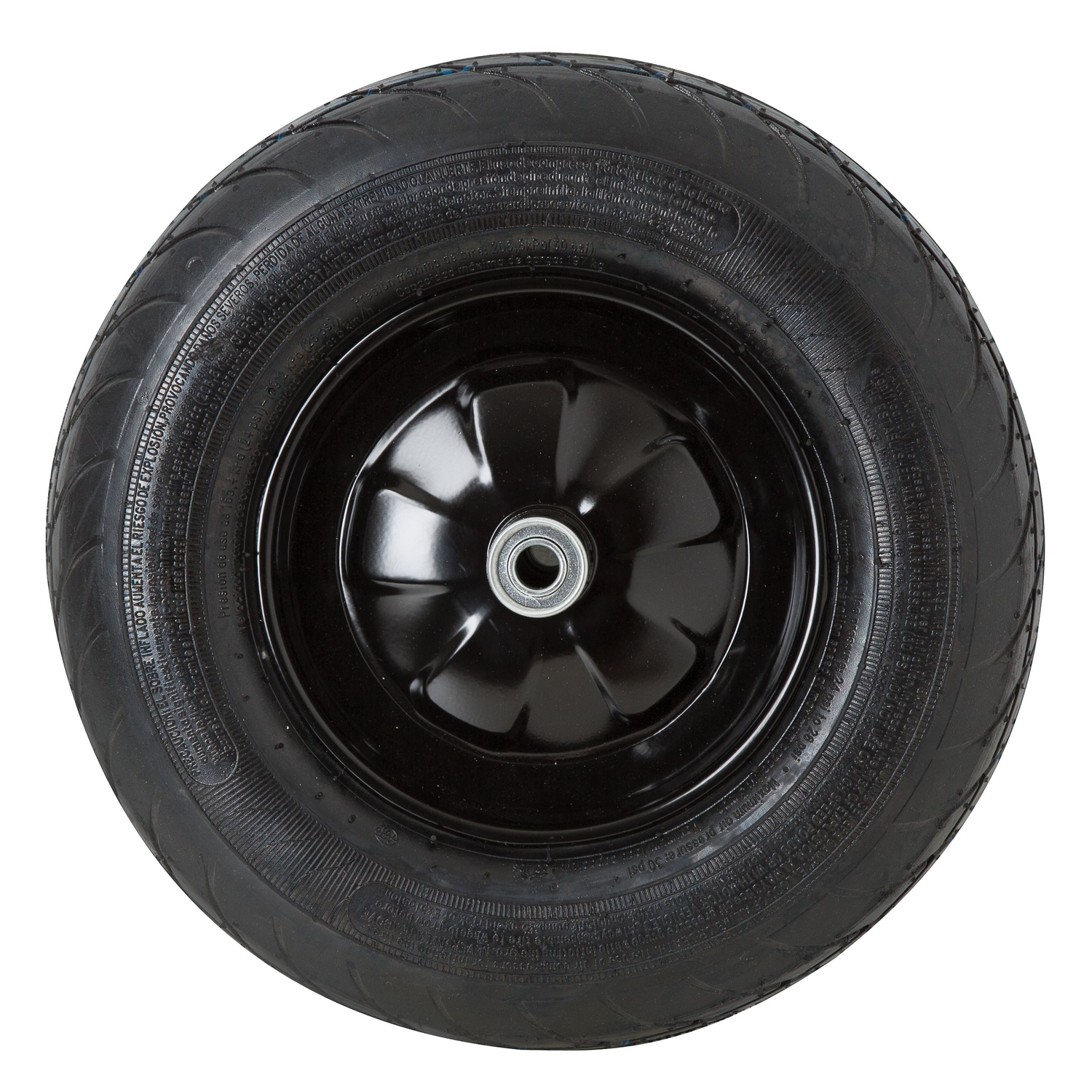 Ace  Rubber  1 each Wheelbarrow Tire