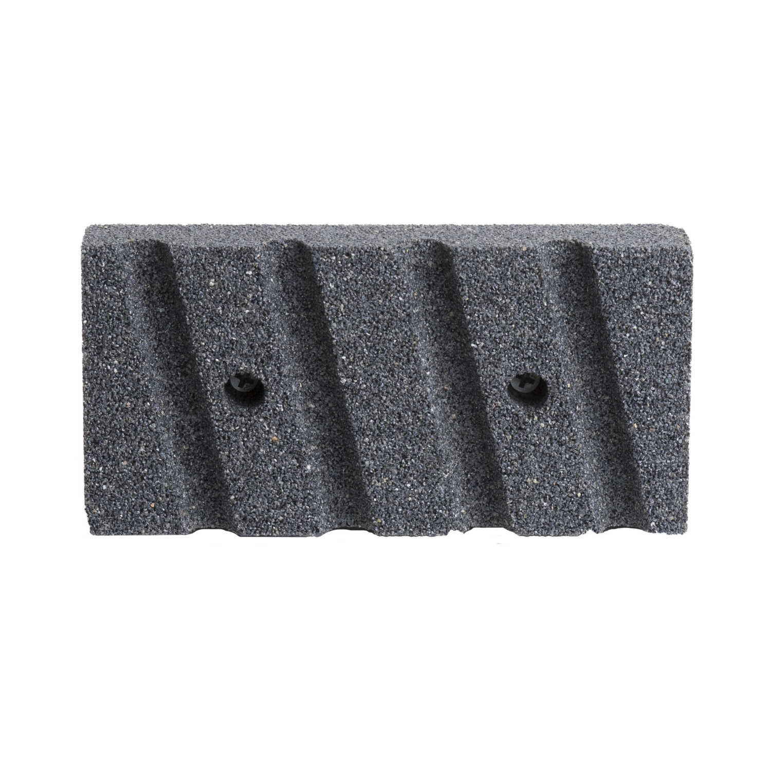 Marshalltown  3 in. W x 6 in. L Coarse  20 Grit Rub Brick