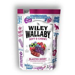 Wiley Wallaby  Blasted Berry  Licorice  10 oz.