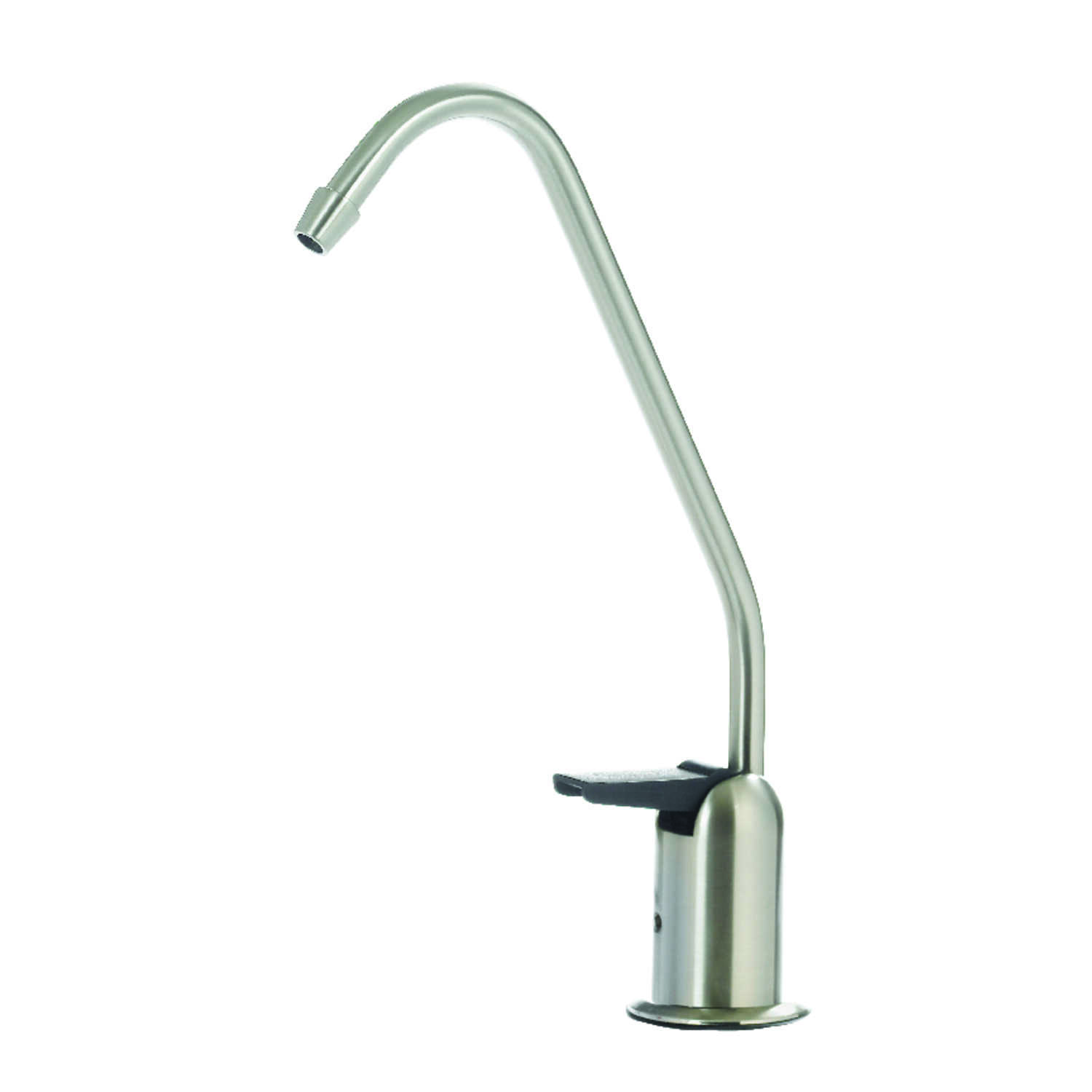 Watts Air Gap One Handle Brushed Nickel Kitchen Faucet Ace Hardware