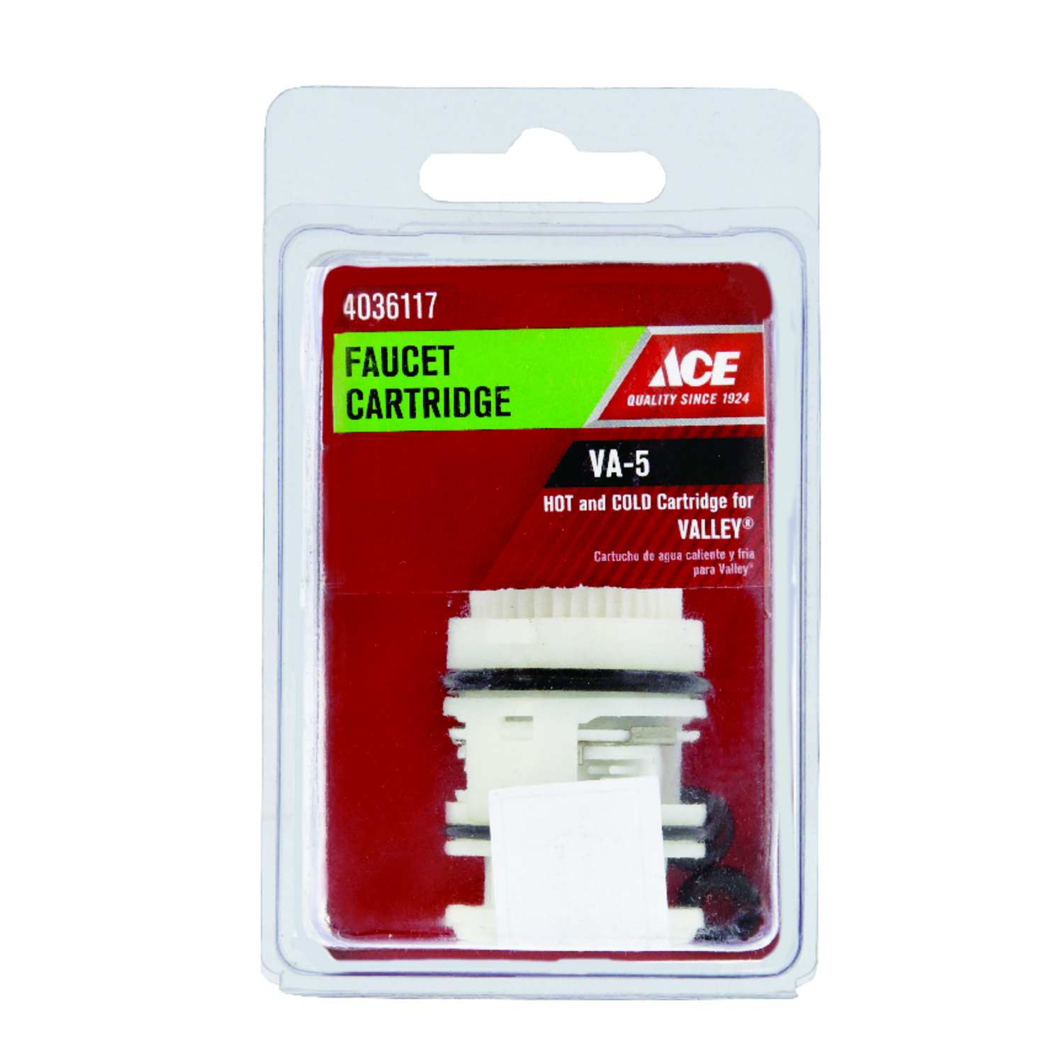 Ace  Cold  VA-5  Faucet Cartridge  For Valley