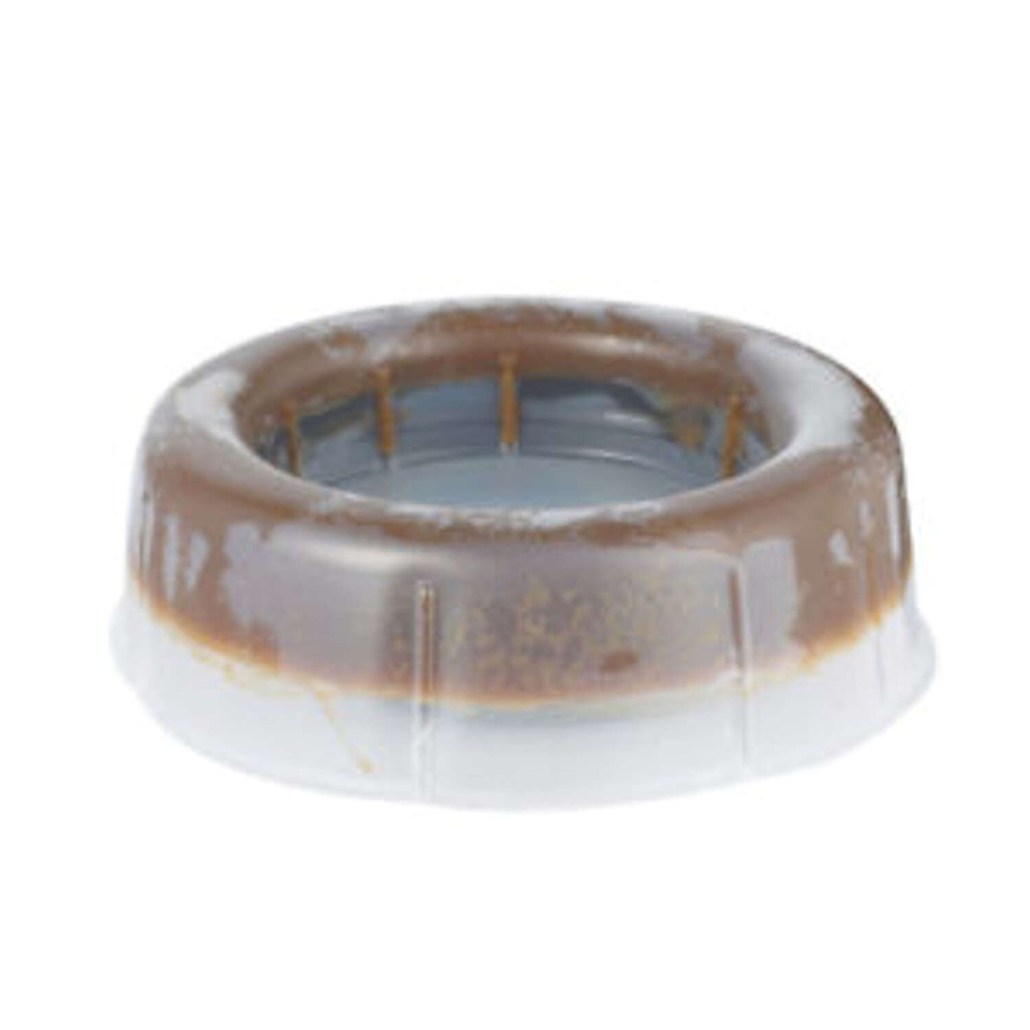 Harvey's  Wax Ring with Flange  Polyethylene  4 OD  3 ID
