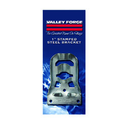 Valley Forge  4.5 in. L Steel  Flag Pole Bracket  Hammered