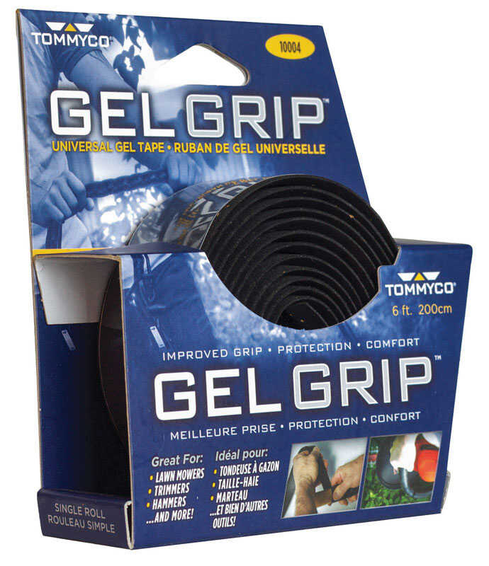 Tommyco  Gel Grip  6 ft. L Handle Wrap Tape