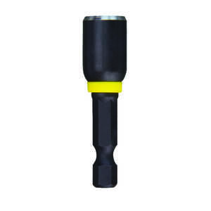 Milwaukee  SHOCKWAVE IMPACT DUTY  5/16 inch drive in.  x 1.875 in. L Heat-Treated Steel  Nut Driver