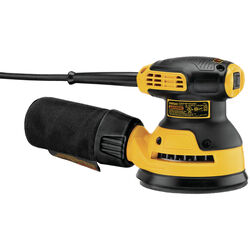 DeWalt 3 amps Corded 5 in. Random Orbit Sander