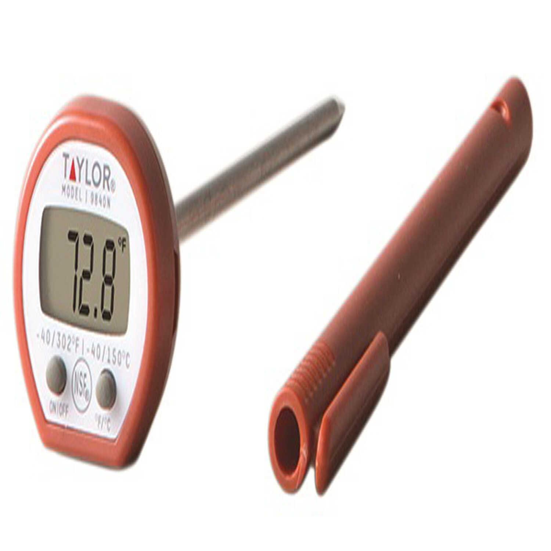 taylor instant read digital pocket thermometer ace hardware. Black Bedroom Furniture Sets. Home Design Ideas