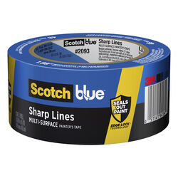 ScotchBlue  1.88 in. W x 60 yd. L Blue  Medium Strength  Painter's Tape  1 pk