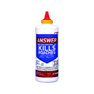 JT Eaton  Answer Boric Acid KILLS  Organic Insect Killer  16 oz.