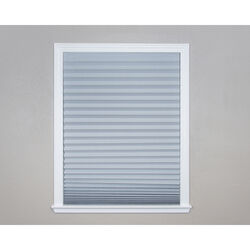Redi Shade  Gray  Temporary Window Shade  36 in. W x 72 in. L