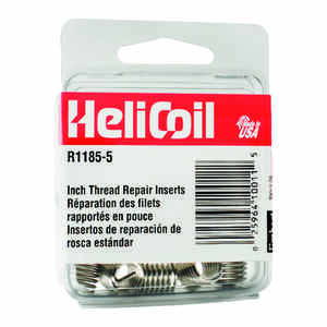 Heli-Coil  5/16 in. Stainless Steel  Thread Insert  18