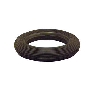 Fernco  4 in. Dia. Rubber  O-Ring  1 pk