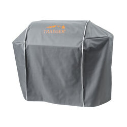 Traeger Gray Grill Cover For Ironwood 885 54 in. W x 43.2 in. H