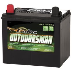 Deka Outdoorsman 350 CCA 12 volt Lawn and Garden Battery