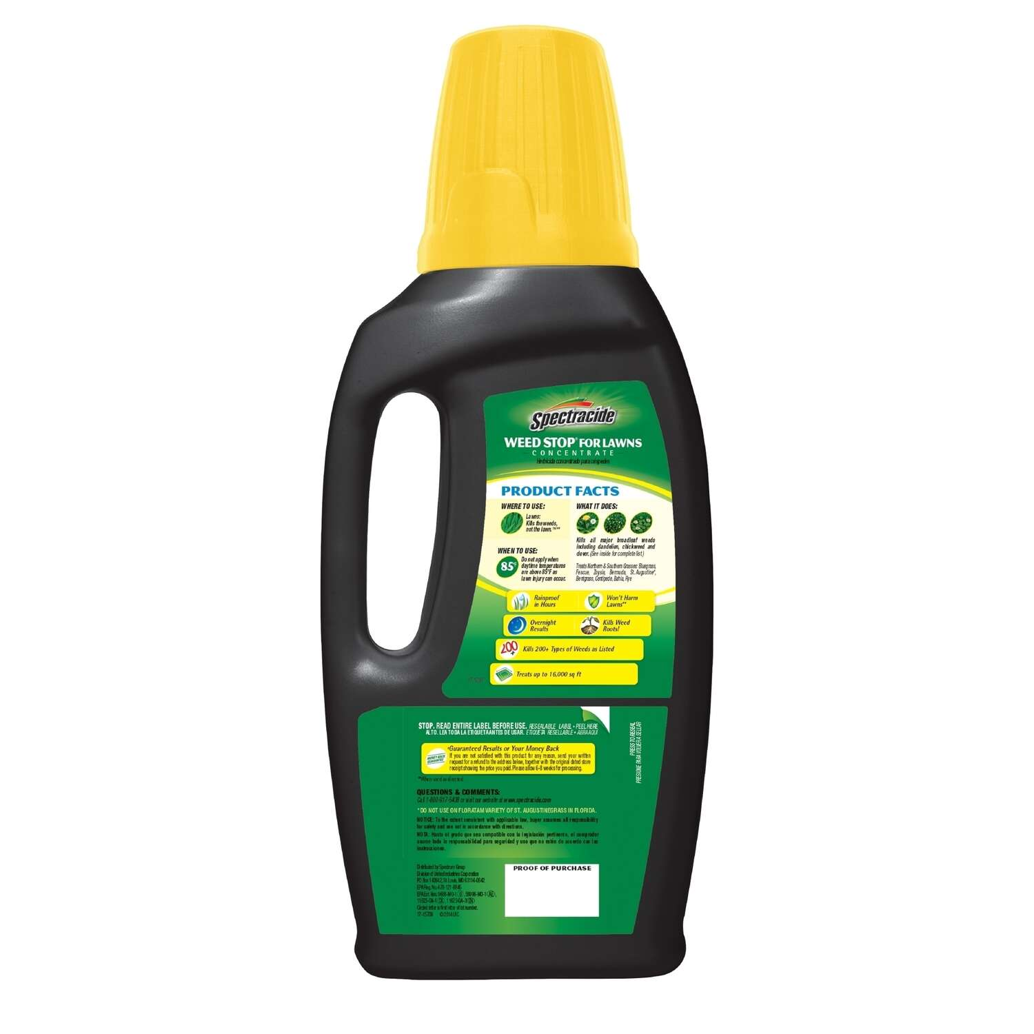 Spectracide  Weed Stop  Concentrate  Weed and Grass Killer  32