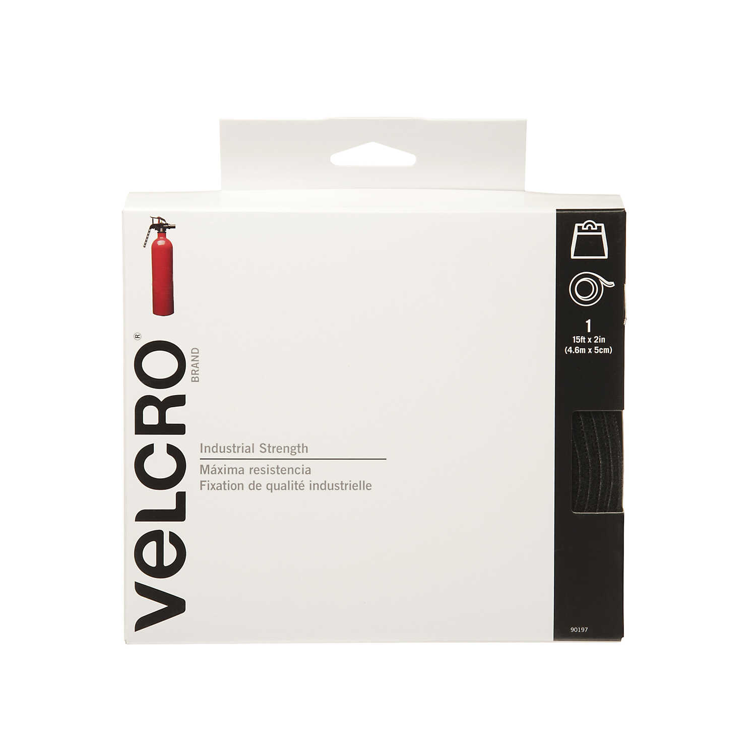 Velcro Brand Hook And Loop Fastener 180 In L 1 Pk Ace