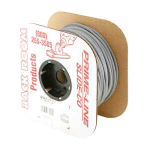 Prime-Line  0.16 in. Dia. x 500 ft. L Screen Spline