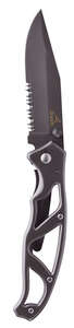 Gerber  Paraframe I - Serrated  Silver  High Carbon Stainless Steel  7.01 in. Knife