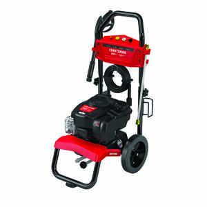 Craftsman  Briggs & Stratton  2800 psi Gasoline  2.3 gpm Pressure Washer