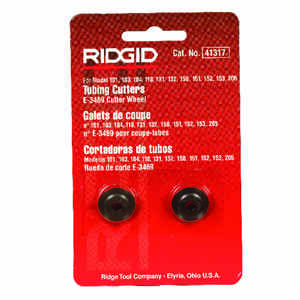 Ridgid  Replacement Cutter Wheel  Black
