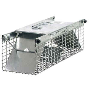 Havahart  Small  Live Catch  Animal Trap  For Squirrels, Chipmunks, Rats 1 pk