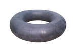 Water Sports  Rubber  Inflatable Black  River & Lake Inner Tube  7.5 in. H x 28 in. W x 28 in. L