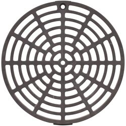Sioux Chief 6-1/8 in. Natural Round PVC Floor Drain Strainer