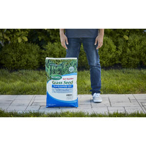 Scotts  Turf Builder  Mixed  Grass Seed  20 lb.