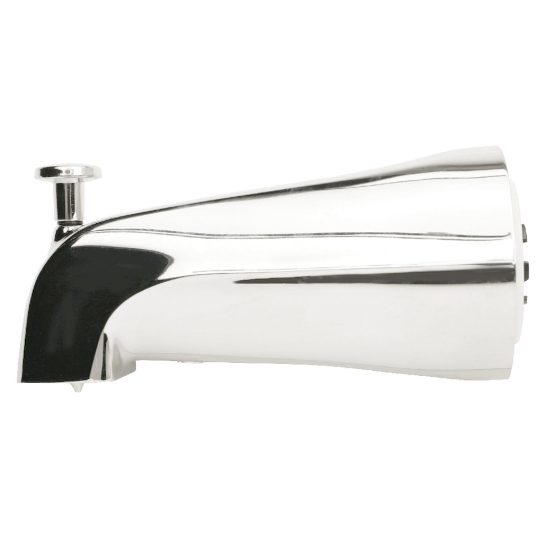 Ace Bathtub Diverter Spout N/A Chrome Finish Zinc Material - Ace ...