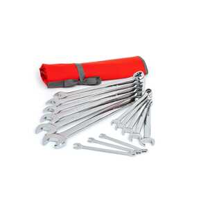 Crescent  Assorted   Metric  Wrench Set  15 pk
