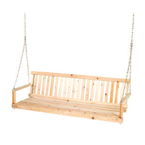 Jack Post  Jennings  Wood  2 person  Porch Swing