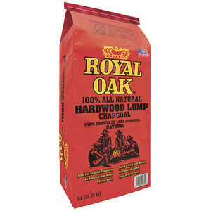 Royal Oak  Hardwood  Lump Charcoal  8.8 lb.