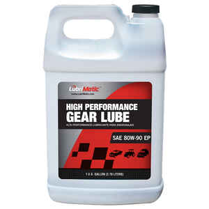 Lubrimatic  Multipurpose  Automotive Gear Oil  1 gal.