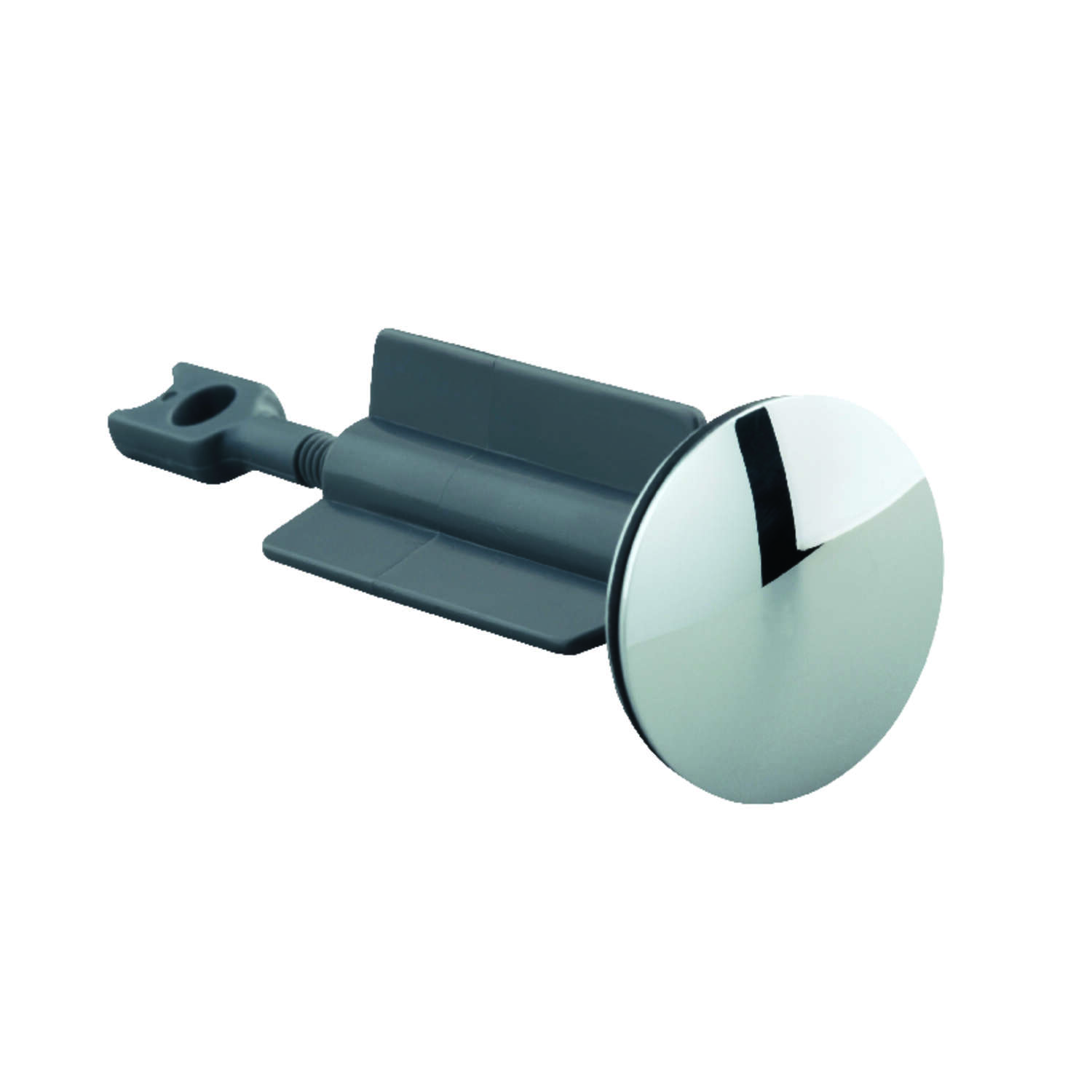 Kohler 1.55 in. Polished Chrome Plastic Pop-Up Stopper