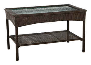 Living Accents  Brown  Astoria  Coffee Table