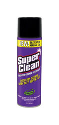 SuperClean  None Scent Heavy Duty Degreaser  17 oz. Spray