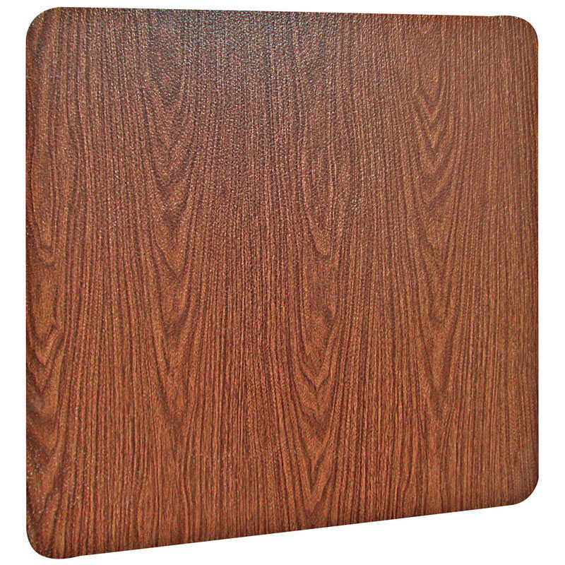 Imperial Manufacturing  32 in. W x 28 in. L Wood Grain  Stove Board