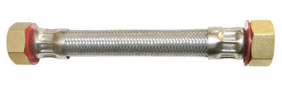 Ace  12 in. Stainless Steel  Supply Line