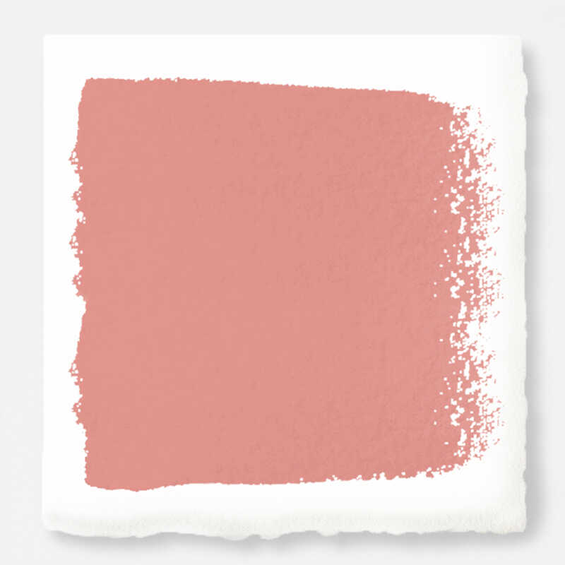 Magnolia Home  by Joanna Gaines  Eggshell  Pink Lemonade  M  Acrylic  Paint  1 gal.
