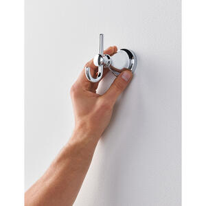 Moen  Hilliard  Chrome  Robe Hook