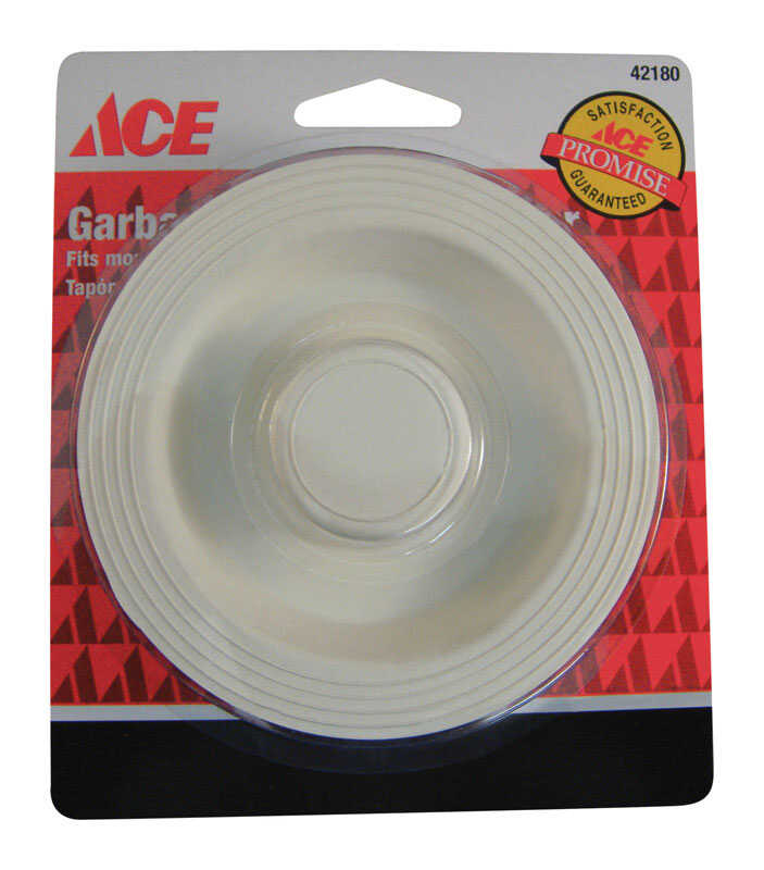 Ace  White  Garbage Disposal Stopper