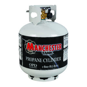 Manchester Tank  Steel  Type 1  Propane Cylinder