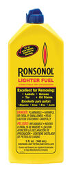 Ronsonol  Yellow  Lighter Fluid  5 oz. 1 pk
