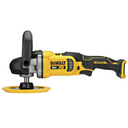 DeWalt  20V MAX XR  Cordless  7 in.  Rotary Polisher  Bare Tool  20 volt 2200 rpm