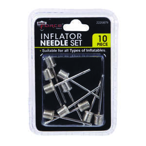 Max Force  Inflator Needles