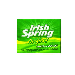 Irish Spring  Original Scent Bar Soap  3.2 oz.