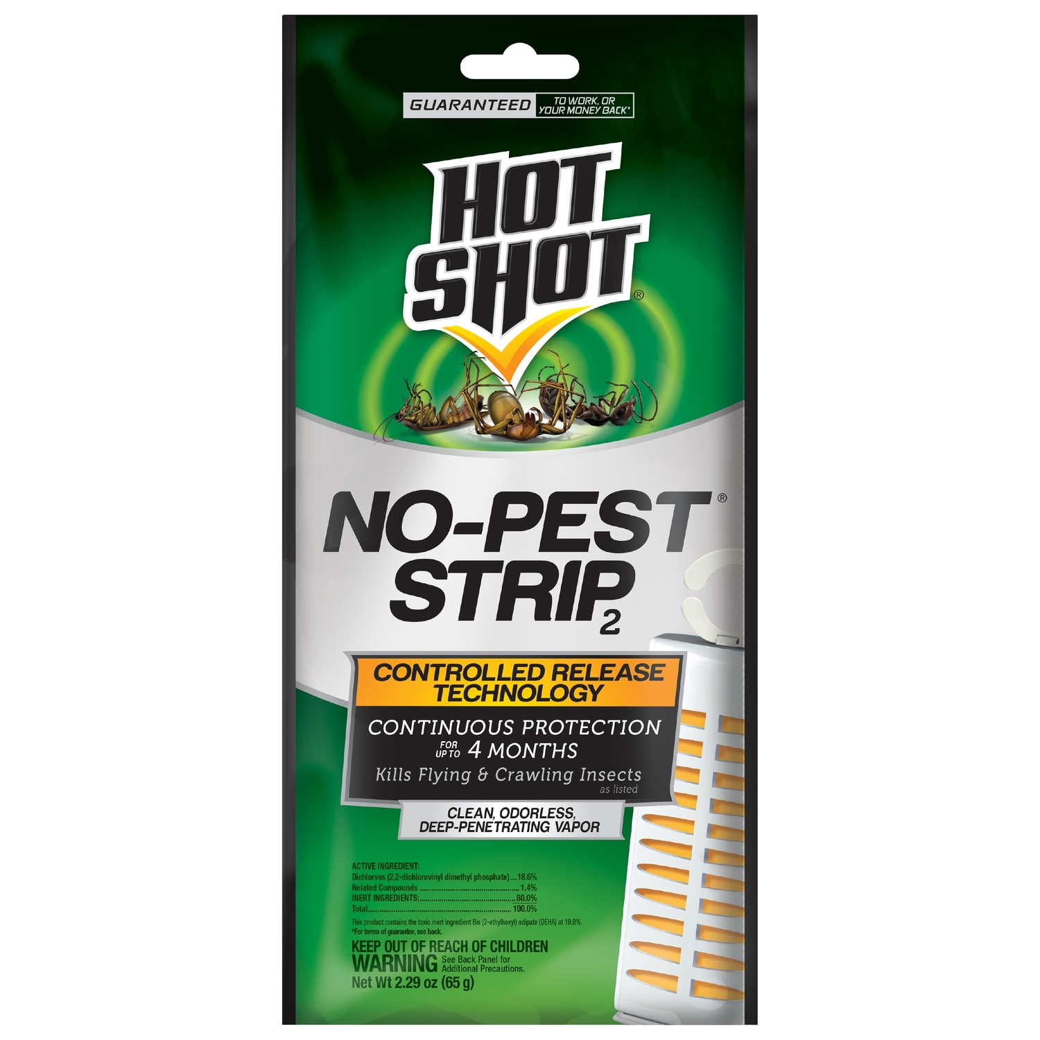 Hot Shot  No-Pest  Insect Killer  1 pk