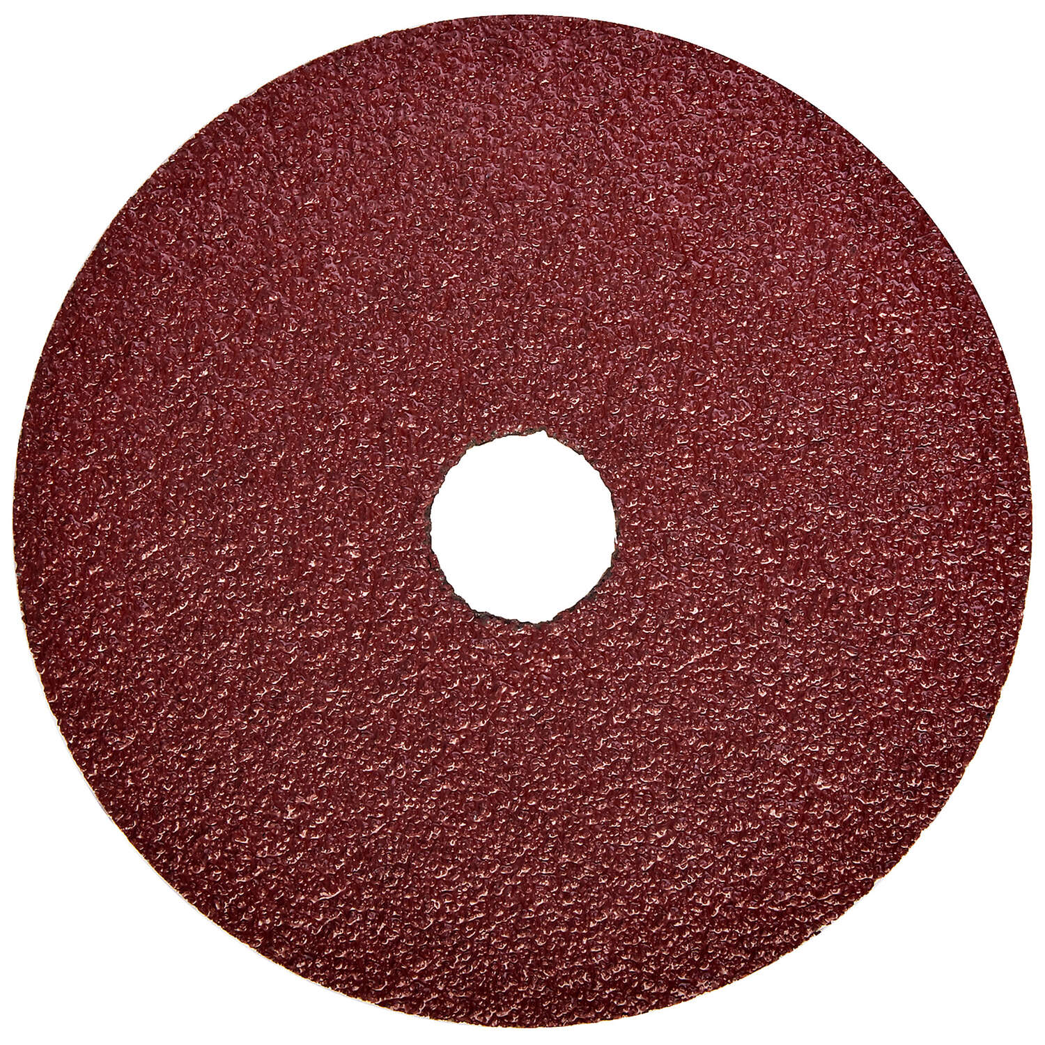 Norton 5 in. Dia. x 7/8 in. Aluminum Oxide Fiber Disc 36 Grit 25 pc.