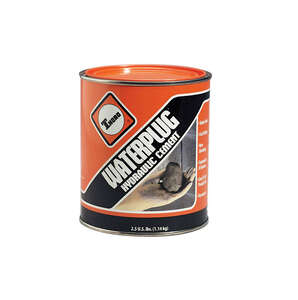 Thoro  Waterplug  Hydraulic Cement  2.5 lb.